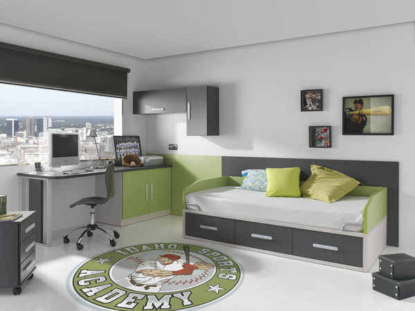 Muebles orts fabricante dormitorio juvenil for Muebles orts
