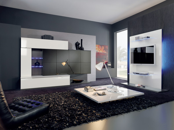 Baixmoduls fabricante mueble hi fi tv ordenador for Fabricacion de muebles de melamina pdf