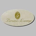 Bronz-Lamp