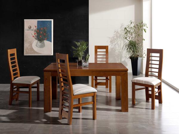 sillas de comedor coleccion roma merkamueble